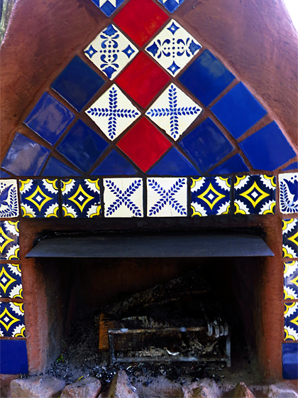 暖炉サイト