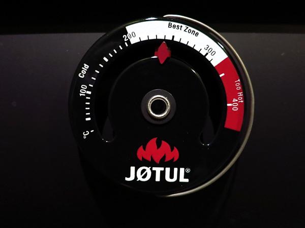 JOTULの温度計