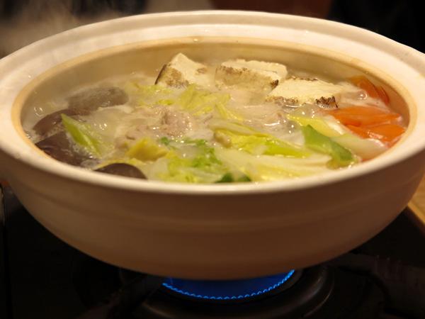 わーい 鍋♪