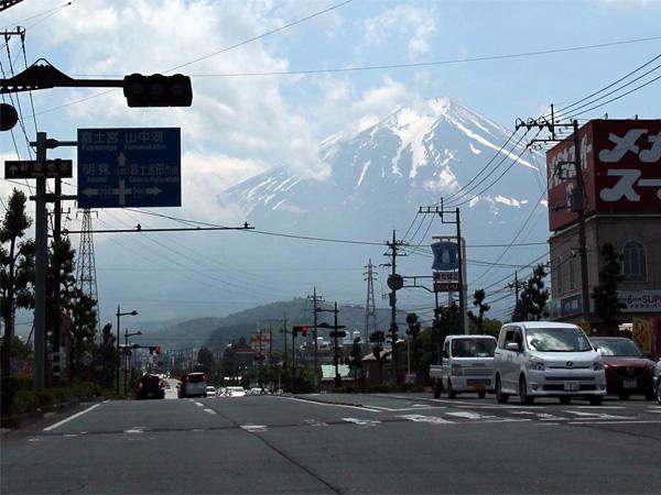 キャッホーイ富士山!