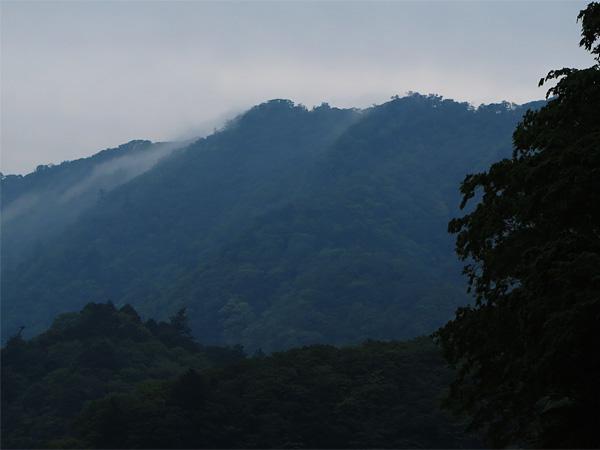 山の上を眺めてもなんだかイマイチ