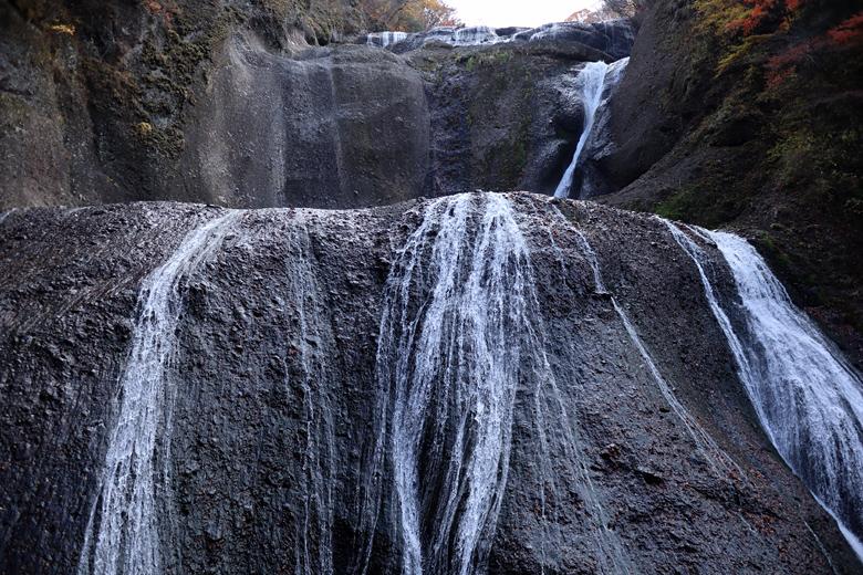 これが袋田の滝か
